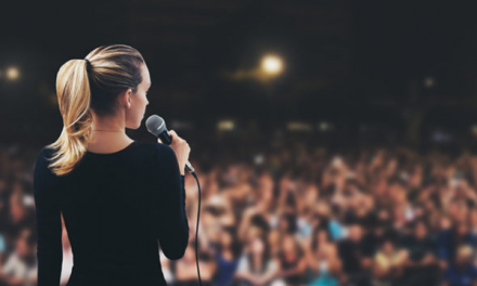 Doa Mohon Kelancaran Ketika Berbicara di Depan Umum (Public Speaking)