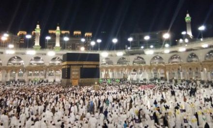 Jemaah Haji Dianjurkan Baca Doa Ini Saat di Maqam Ibrahim