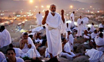 Zikir Ketika Keluar dari Makkah Menghadap Mina