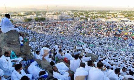 Ini Doa Mustajab saat Wukuf di Arafah