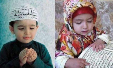 Doa Agar Anak Menjadi Sholeh dan Sholehah