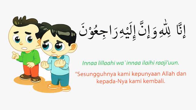 Doa Ketika Mendengar Berita Kematian