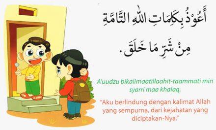 Doa Ketika Menginap