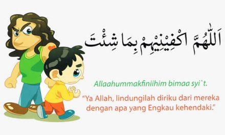 Doa Ketika Takut Pada Seseorang