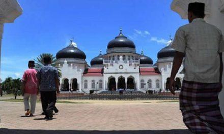 Doa Masuk Masjid di Hari Jumat