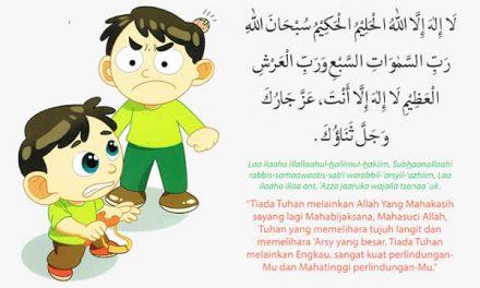 Doa Menghadapi Orang Yang Marah