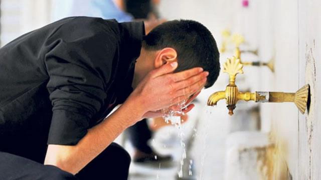 Doa Saat Membasuh Wajah Ketika Wudhu