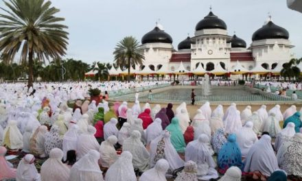 Niat dan Tata Cara Sholat Idul Adha
