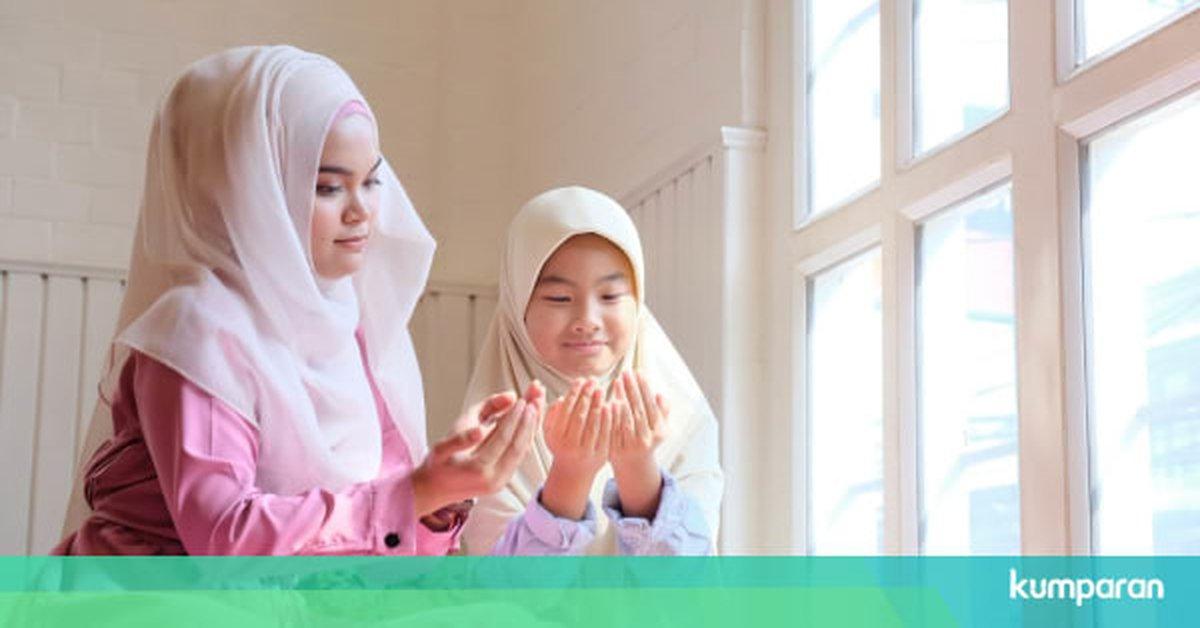 7 Doa yang Perlu Diajarkan pada Anak Menjelang Idul Adha