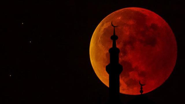 Tata Cara, Niat dan Doa Shalat Gerhana Bulan