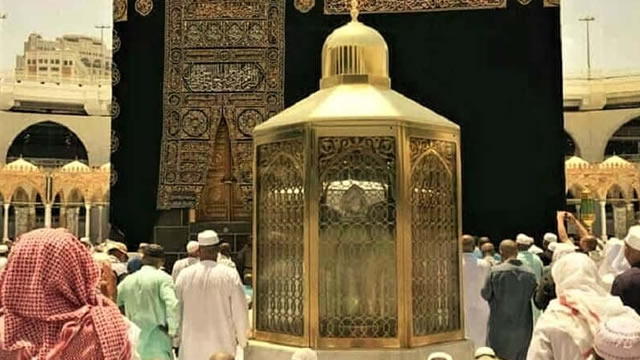 Doa Saat di Maqam Ibrahim