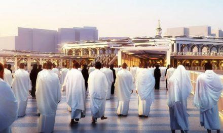 Zikir Ketika Keluar dari Makkah Menuju Mina