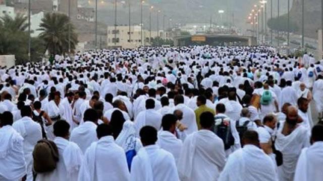 Zikir Ketika Keluar dari Makkah Menuju Arafah