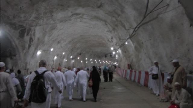 Zikir saat Berjalan dari Mina Menuju Arafah
